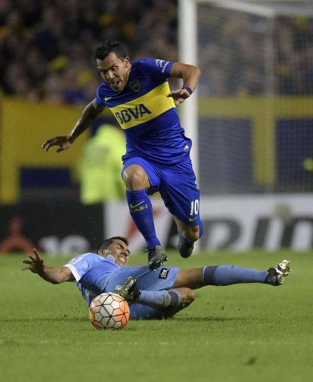 Bolívar cae ante Boca y baja en la tabla