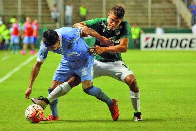Bolívar empata y sueña con avanzar en la Copa