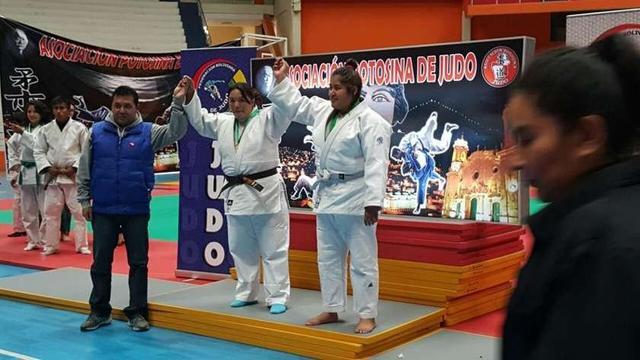 Potosí gana once medallas en el torneo Nacional de Judo