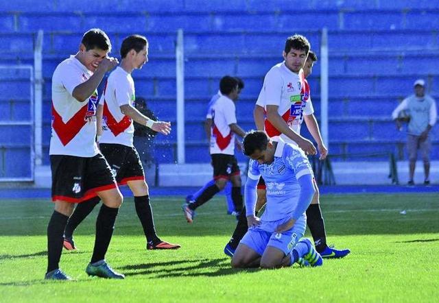 Nacional gana y se acerca a la Sudamericana
