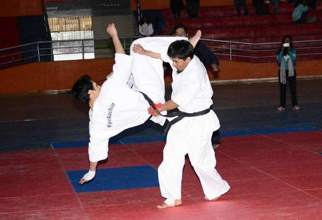 Pánfilo Nicasio logra la medalla de oro para Potosí