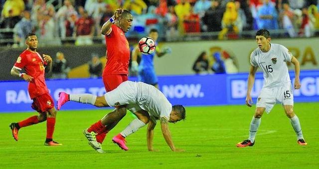 Bolivia se aplaza en la Copa ante Panamá