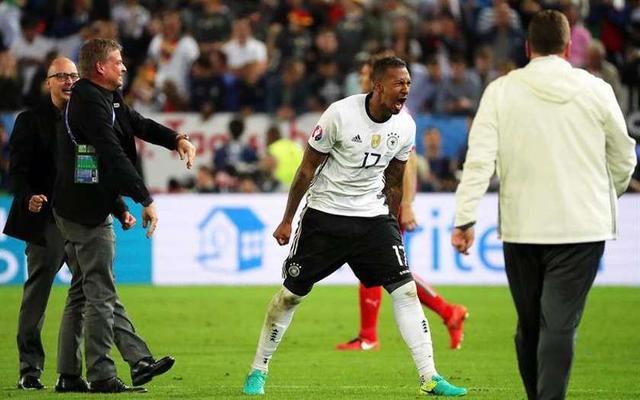 Alemania vence a Italia y pasa a semifinales