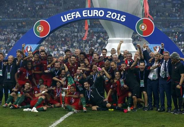 Portugal se corona campeón
