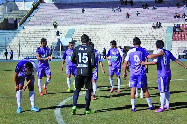 Real Potosí enfrenta mañana a The Strongest en La Paz