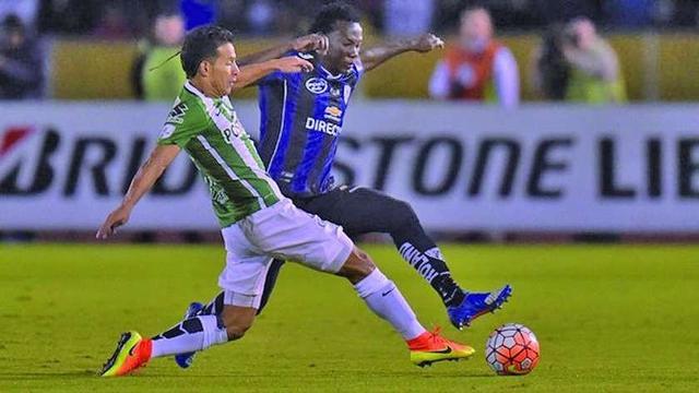 Independiente del Valle empata a Nacional
