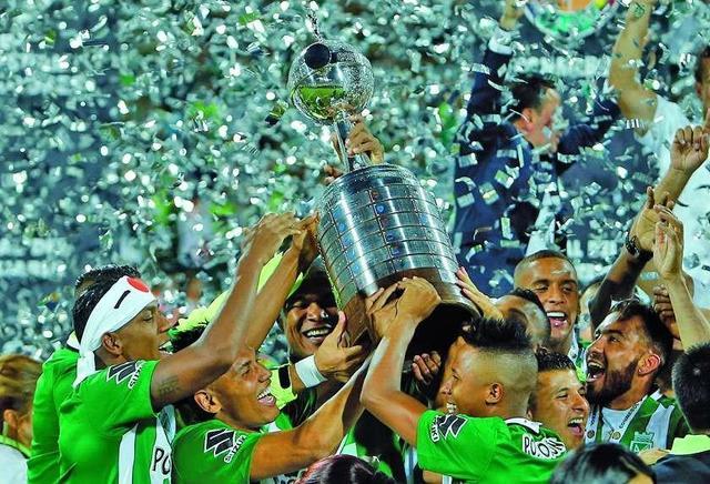 Atlético Nacional se corona campeón