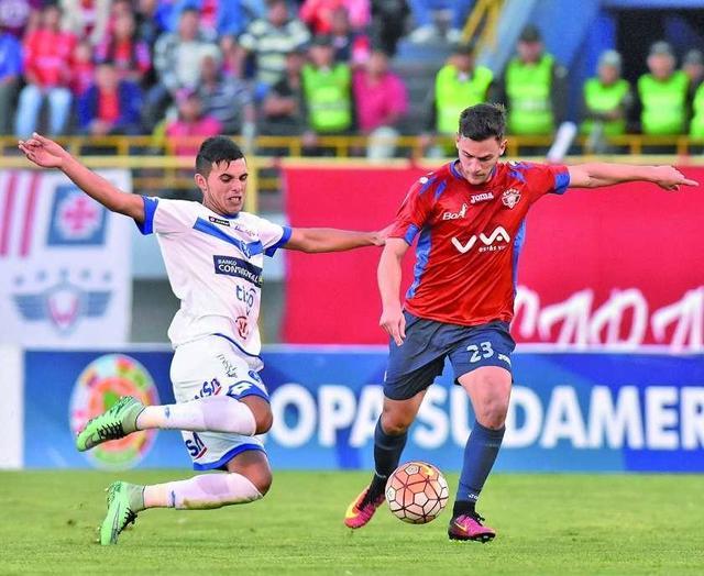 Wilster queda fuera de la Sudamericana