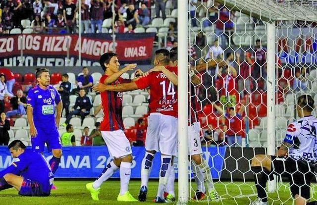 Cerro Porteño humilla a Real y le encaja 6 goles