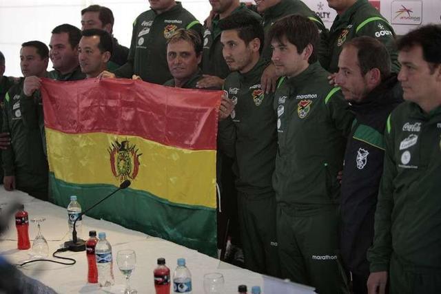 Bolivia inicia nuevo ciclo en eliminatorias