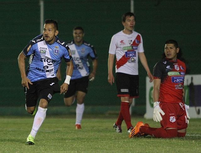 Nacional Potosí cae en el último minuto