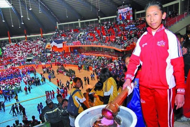 Los deportistas disputarán 228 medallas en los Plurinacionales