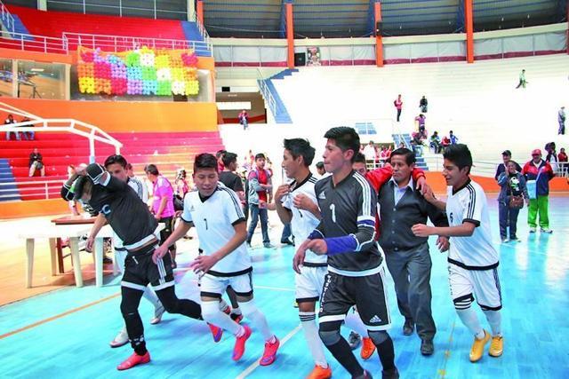 Las provincias dominaron los Juegos Plurinacionales