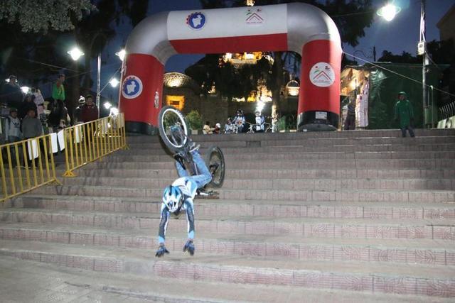 El boleto al Panamericano será peleado por 79 ciclistas