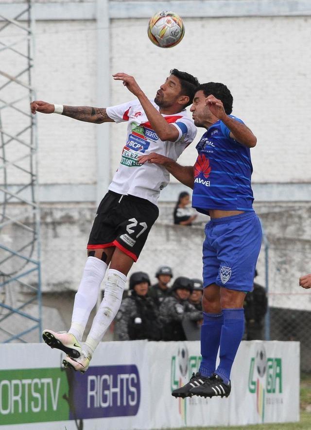 Nacional Potosí cae goleado ante Sport Boys