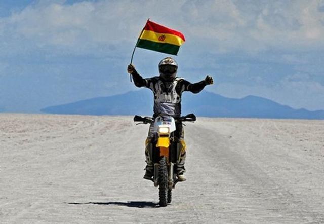 Uyuni volverá a ser el epicentro del Dakar 2017