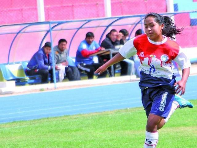 Potosinas van por su segunda victoria en la Copa Bolivia