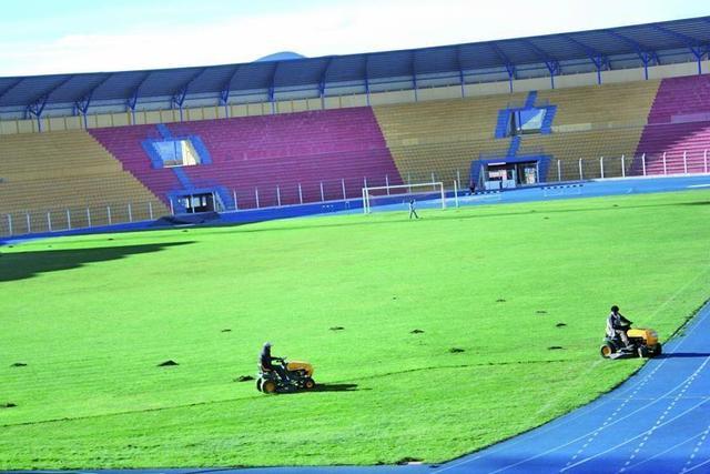 La Gobernación anuncia la construcción de otro estadio