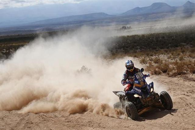 El Dakar comienza en Paraguay