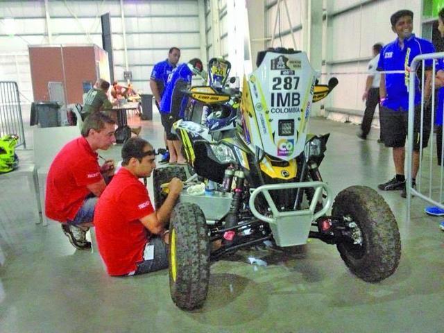 El Dakar arranca hoy con la revisión mecánica