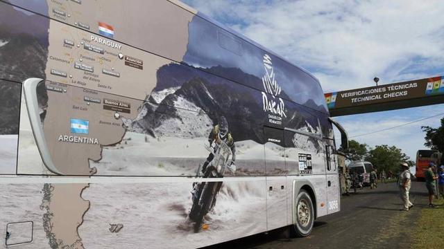 El Dakar inicia el lunes 2 su recorrido por 3 países