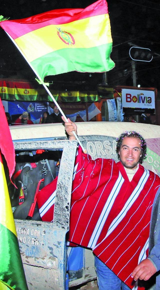 Careaga será distinguido por su participación en el Dakar