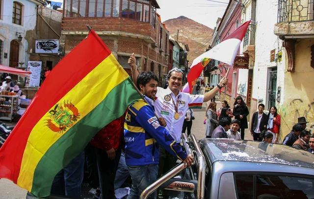 Careaga anuncia que volverá a correr en el Dakar 2018