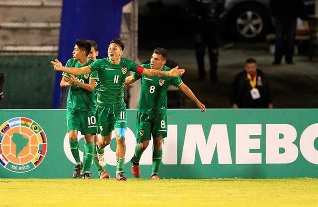 Bolivia suma su primera victoria