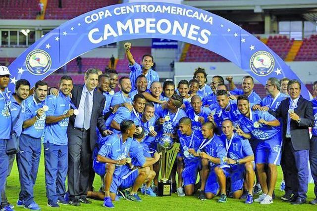 Honduras gana Copa Centroamericana