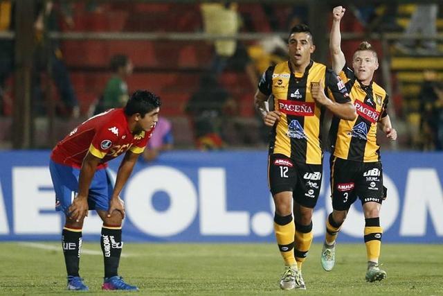 El Tigre logra un valioso empate en Chile