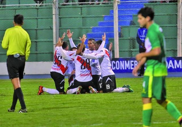 Nacional da el primer golpe en la Sudamericana