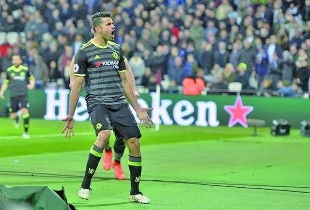 Chelsea está a un paso del título de la Premier