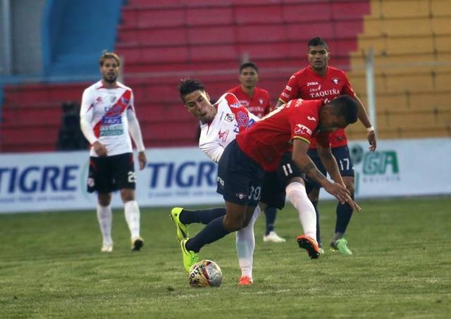 Nacional cede sus primeros puntos de local