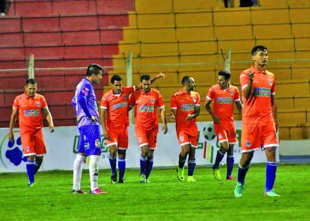 Real Potosí vuelve a caer jugando en casa