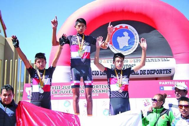 Potosí consigue tres medallas más en los Judejut