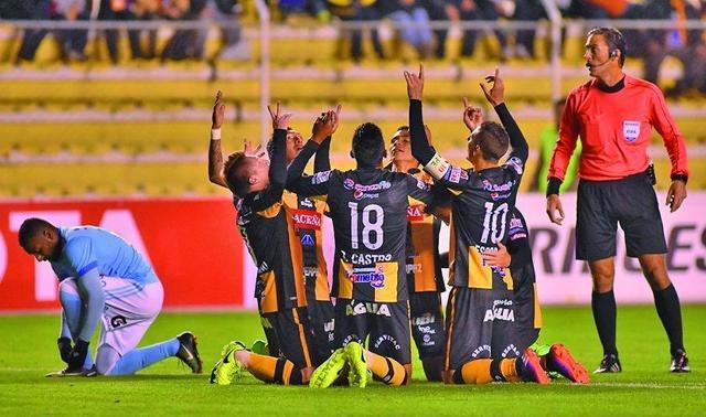 El Tigre devora a Sporting Cristal