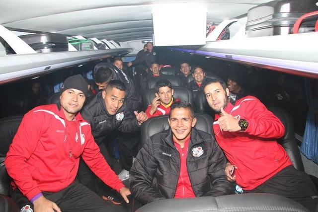 Nacional viaja a Perú para enfrentar a Sport Huancayo