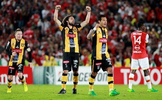 El Tigre pasa a octavos de final