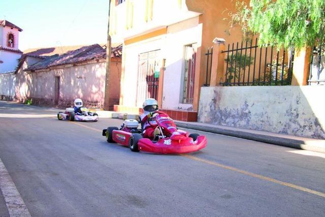Potosí promociona a dos niños en el karting nacional