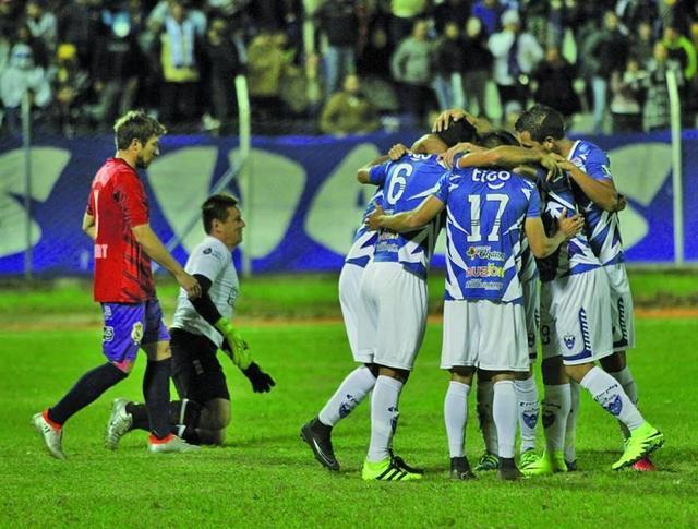 Real Potosí cae en su visita a Sport Boys