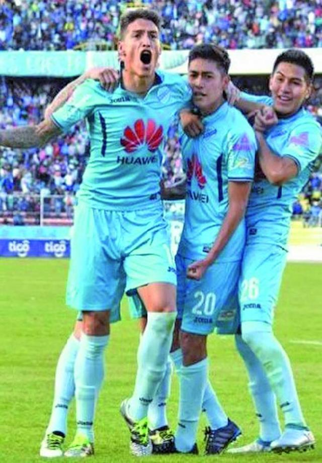 Bolívar dará hoy la vuelta olímpica
