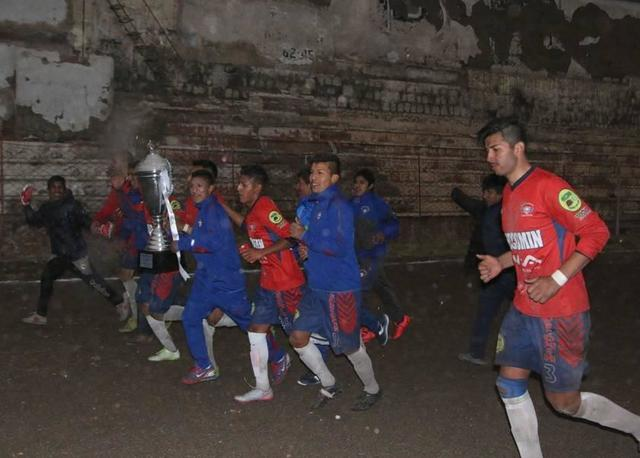 Wilstermann Cooperativas se corona campeón
