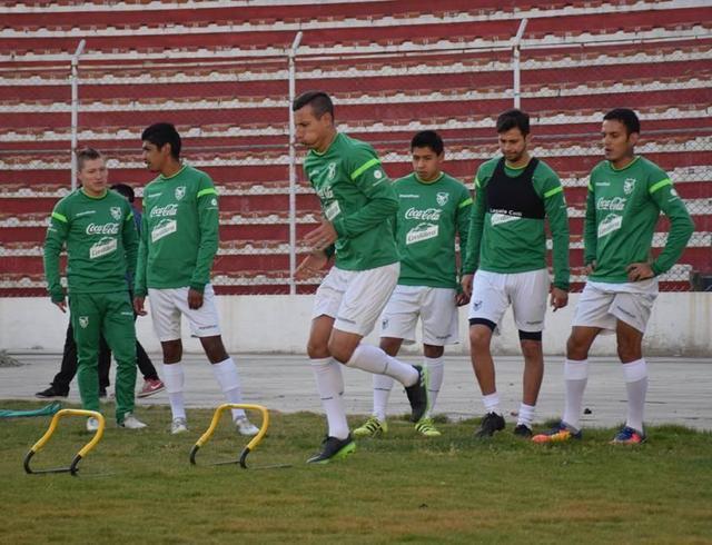 Bolivia apunta a romper la mala racha contra Chile