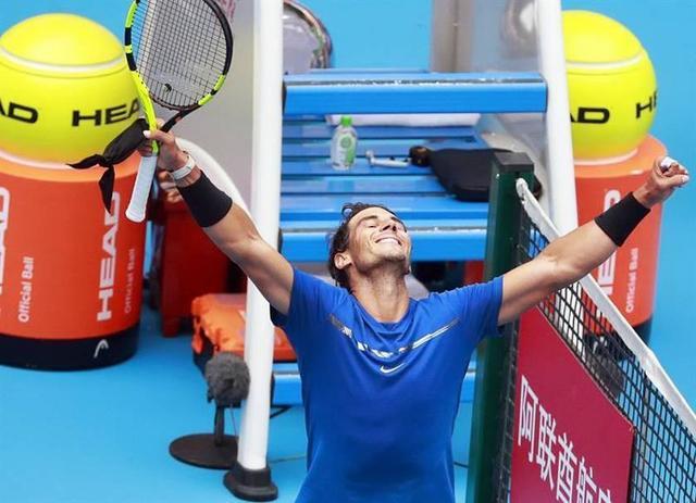 Nadal alcanza las semifinales en Pekín