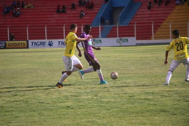 Real Potosí vuelve a ceder puntos en casa
