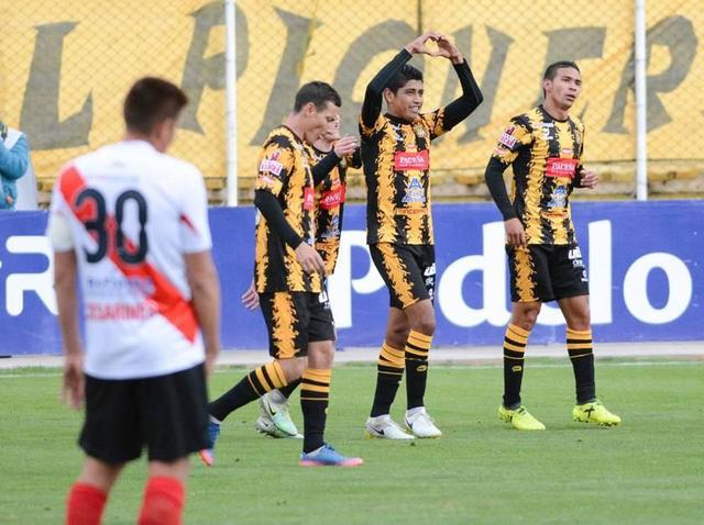El Tigre aplasta a Nacional y sube al segundo lugar
