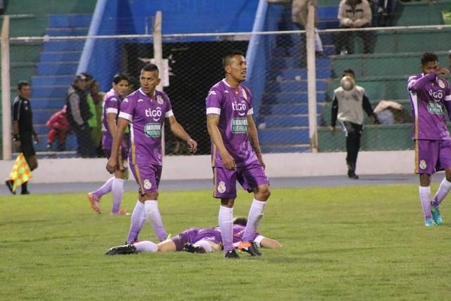 Real y Nacional están en carrera por una plaza a la Sudamericana