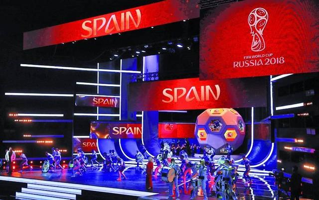 Ya se conoce los ocho grupos que disputarán el Mundial