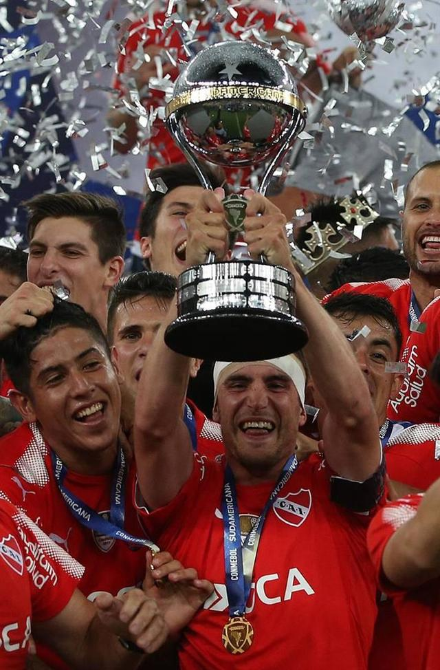 Independiente se corona rey de la Copa Sudamericana