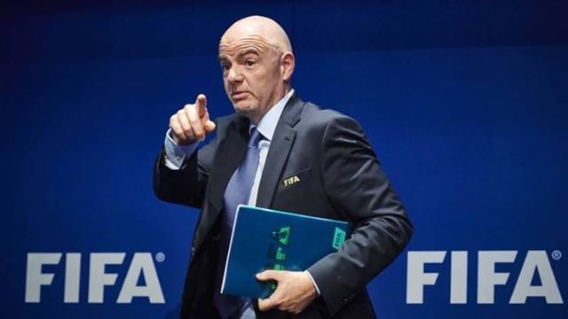 FIFA amenaza con sacar a España del Mundial